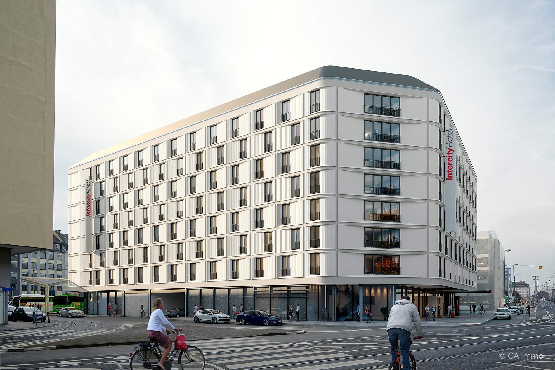 InterCity Hotel Frankfurt
