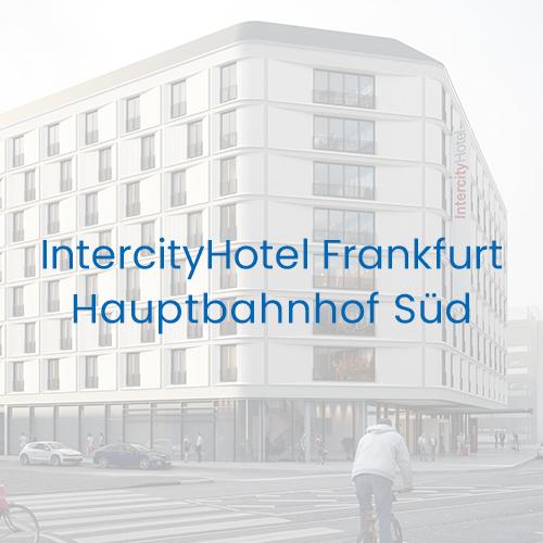 InterCityHotel Frankfurt Hauptbahnhof Sued